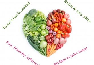 Eat More Veg Poster