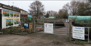 Priors Park Edible Garden and Allotments